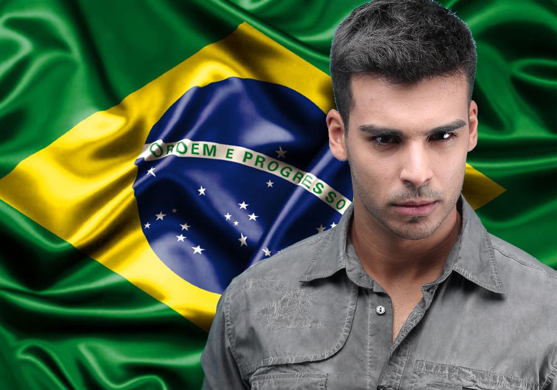 Anderson Tomazini - Mr Brasil 2015 Protestomazinbi