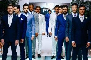 Luxo de Festa  2014 trouxe modelos assinados por Camargo Alfaiataria, Ricardo Almeida e M. Zaniratto