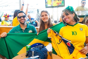 Ananda Conde, Carol Martins e Lucas Neto_Foto_Felipe Menezes