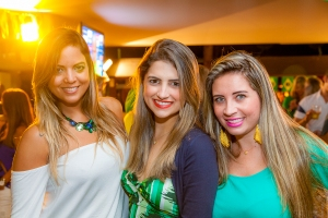 Carol Carvalho, Julia Campos e Tessia Rodrigues _Foto_Felipe Menezes
