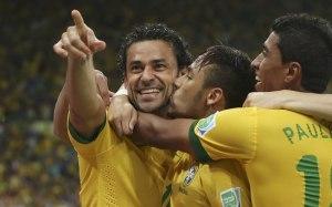 Seleção derrota a campeã Espanha na final da Copa das Confederações