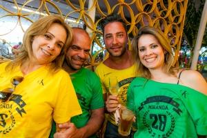Cristiane Caputo, Sérgio Coelho, Rafael Godoy e Rejane Campos_Foto_Felipe Menezes