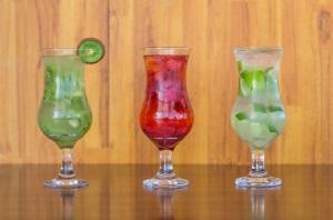 Drinks selecionados