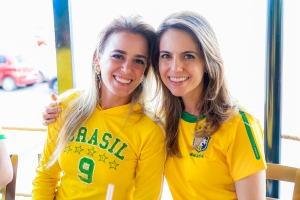 Franciele Bittencourt e Graziela Brito _Foto_Felipe Menezes