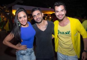 Joelma Bezerra, Wellington Ribeiro e Aislan Carlos Bezerra_Foto_Rômulo Juracy