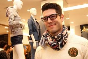 Blogueiro Kadu Dantas se destaca na moda masculina