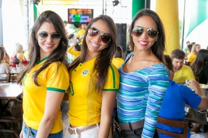 Mayra De Sa, Natascha Lopes e Vanessa Lopes _Foto_Felipe Menezes