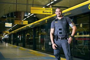 Rodrigo Nogueira é o galã da Linha Amarela