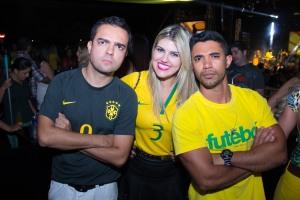 Paulo Ricardo, Bruna Veloso e Guilherme Pereira_Foto_Rômulo Juracy
