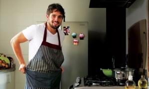 """Rafael Cardoso vive o chef Vicente em """"Império""""; na vida real, cozinha e comanda um blog de gastronomia"""