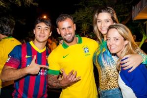 Sandro Levino, Aquila Freitas, Camila Archer, Lis Colombi_Foto_Felipe Menezes
