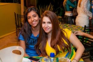 Thaisa Borges e Yasmin Izabel_Foto_Felipe Menezes