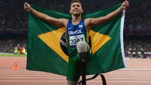 Atleta paralímpico, Alan Oliveira encerra a lista, sendo o segundo brasileiro mais requisitado