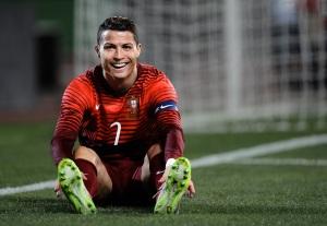 Cristiano Ronaldo é o jogador com maior apelo comercial do mundo
