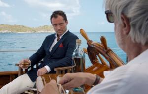 Jude Law estrela nova   campanha da Johnnie Walker