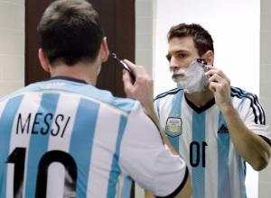 Messi é o 11º queridinho da publicidade