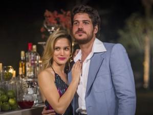 Marco Pigossi e Bianca Bin são casal fora de sintonia em Boogie Oogie
