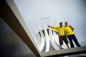 Brasília recebeu a melhor avaliação da Copa do Mundo